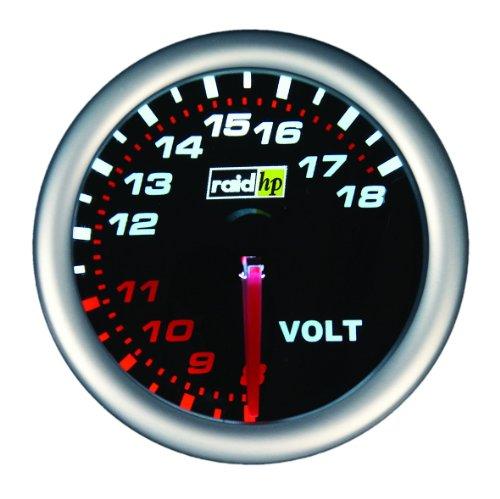 Raid HP 660245 Zusatzinstrument Voltmeter Night Flight