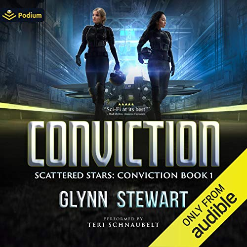 Conviction Audiobook By Glynn Stewart cover art