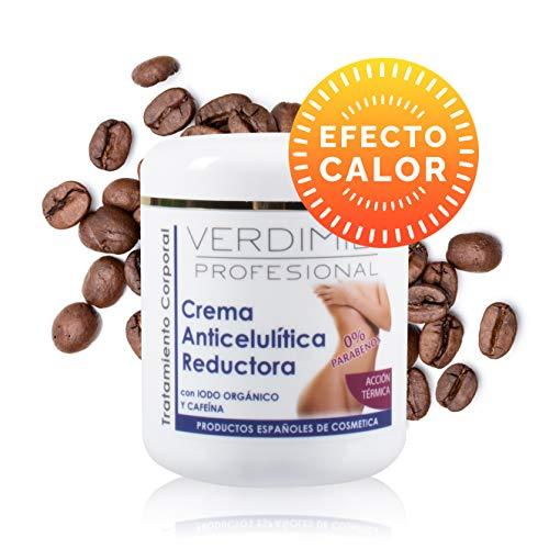 Verdimill Profesional – Crema anticelulítica reductora
