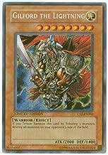 Yu-Gi-Oh! - Gilford the Lightning (CT2-EN001) - 2005 Collectors Tins - Limited Edition - Secret Rare