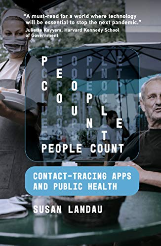 People Count: Contact-Tracing Apps and Public Health Front Cover