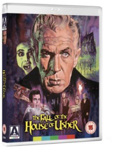 Fall The House of Usher [Blu-Ray]