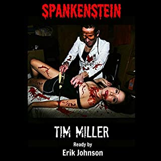 Spankenstein cover art