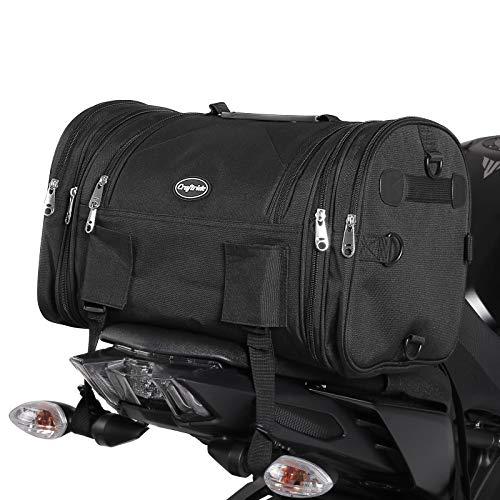 Bolsa Sillin rulo RB1 para Honda Deauville NT 700/650 V, NC 750/700 X/S, Pan European ST 1300/1100, Transalp XL 700/650 / 600 V, Varadero 125 / XL 1000 V, VFR 1200/800 F