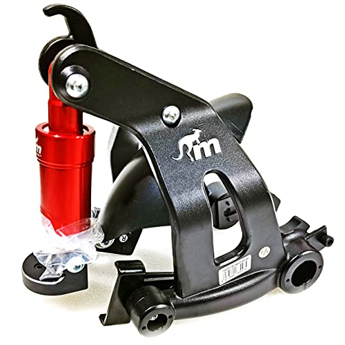 Monorim Genuine Kit de suspensión trasera para xiaomi m365 1s esencial pro scooter eléctrico