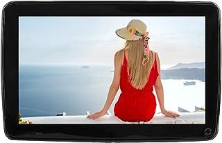 HD 1080P LED DVD player para carro, MP5 Player para carro, para entretenimento de veículos