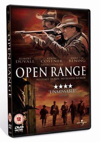 Open Range [DVD] [2004]
