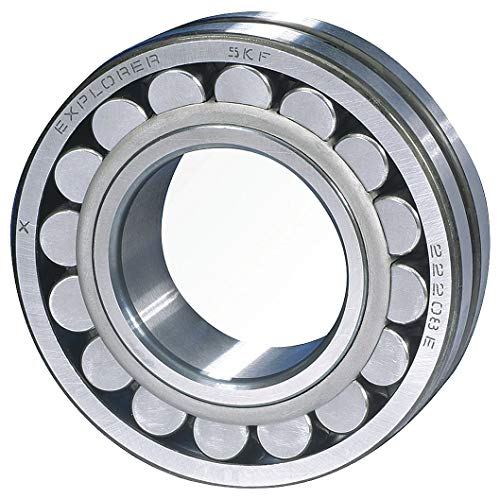 SKF 22210 E/C3 Spherical Roller Bearing