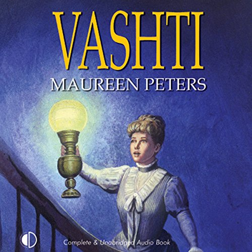 Vashti audiobook cover art