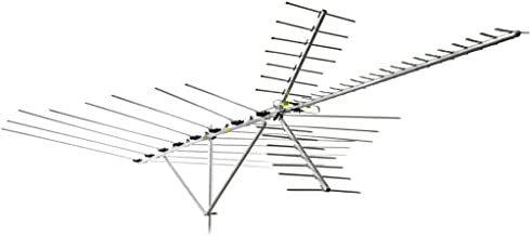 Channel Master Advantage 100 Directional Outdoor TV Antenna - Long Range FM, VHF, UHF and Digital HDTV Aerial - CM-3020