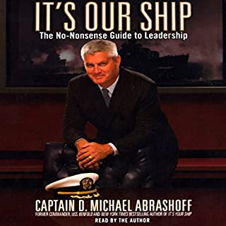 It's Our Ship audiobook cover art