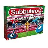 Subbuteo 10568 Subbuteo Playset Real Sporting de Gijón, Blanco / Rojo