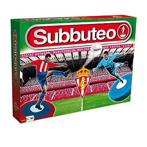Subbuteo 10568 Subbuteo Playset Real Sporting de Gijón,