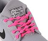 (キャタピラン) 結ばない靴紐 75cm ピーチピンク N75-7PP