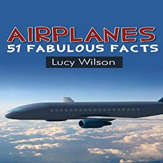 Airplanes audiobook cover art