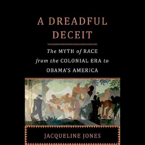 A Dreadful Deceit audiobook cover art