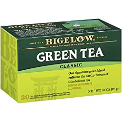 Bigelow Tea Green Tea, 20 ct
