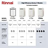Photo #6: Rinnai V94EP Propane Tankless Hot Water Heater 9.4 GPM