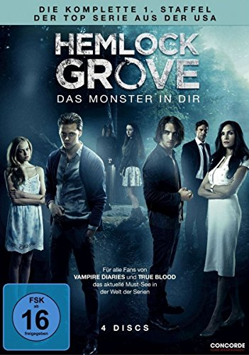 Hemlock Grove - Das Monster in Dir [4 DVDs]