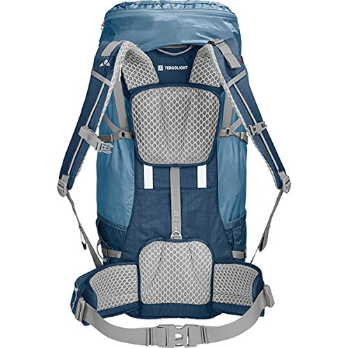 Vaude Zerum 48+LW Hiking Rucksack, Foggy Blue (Blue) - 12442-5160