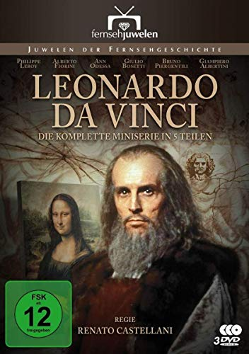Leonardo da Vinci - Der komplette 5-Teiler (Fernsehjuwelen)