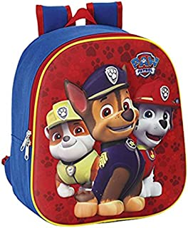 Paw Patrol 611683814 Mochila Infantil