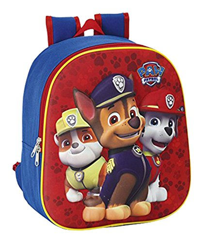 Safta Paw Patrol 611683814 Mochila Infantil