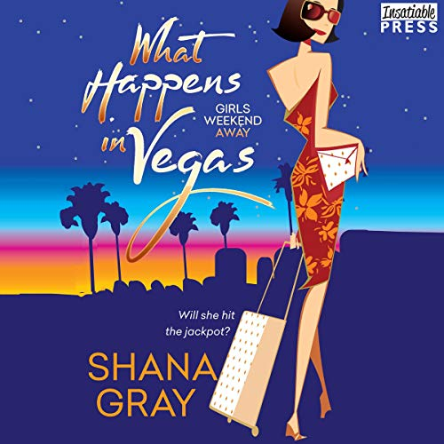 What Happens in Vegas audiobook cover art
