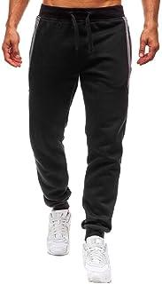 Pantalón para Hombre Casual Jogging Algodón Pantalones de