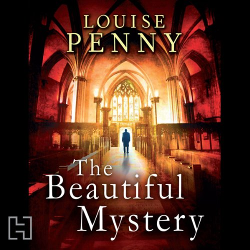 The Beautiful Mystery audiobook cover art