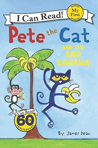Pete the Cat and the Bad Banana (My First I Can Read)の詳細を見る