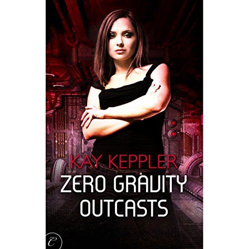 Zero Gravity Outcasts audiobook cover art