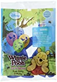 Qualatex 12' Round Latex Balloons Officially Licensed Winnie The Pooh Happy Birthday, 6-Count