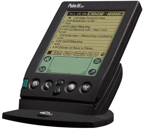 Palm PalmOne IIIxe Personal Handheld Organizer OS 3.5 16 MHz (3C80304U)