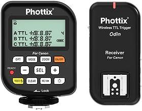 Phottix Odin TTL Flash Trigger/Receiver Kit for Canon
