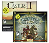 Conquest of the New World Deluxe / Castles 2 (Jewel Case) (輸入版)