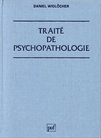 Traité de psychopathologie