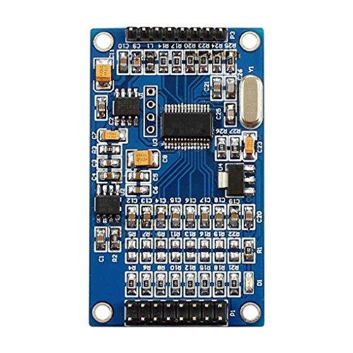 Chunyang ADS1256 24-Bit-ADC AD-Modul ADS1256 Modulkarte ADS1256 24-Bit-Analog-Digital-Wandlung High Precision ADC Erfassungskarte