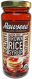 rice malt syrup gluten free