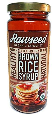 Rawseed Organic Brown Rice Syrup 1 Pack 16 oz