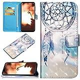 Robinsoni Custodia Compatibile con Sony Xperia L2 Case Portafoglio Cover Libro Case Pelle ...