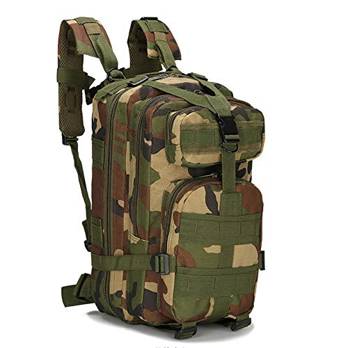 LKOP Military Tactical Backpack 40l Military Assault Backpack Backpack Camping Hiking Backpack Outdoor Sports Multifunctional Unisex A