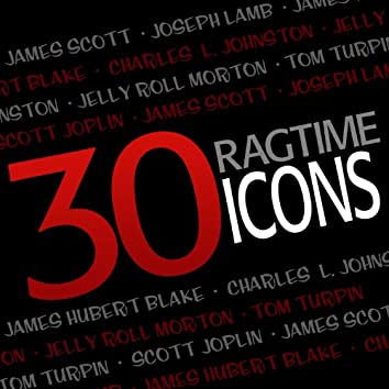 30 Ragtime Icons