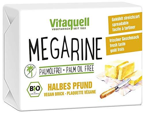 Cubo BIO de margarina (sin aceite de palma) 250 g - VITAQUELL