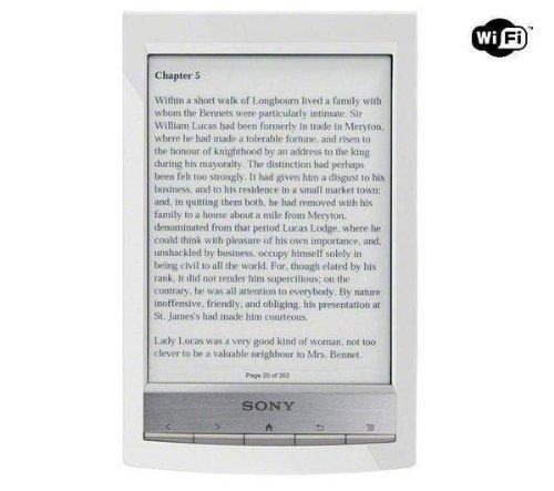 SONY Lector eBook PRS-T1 - blanco: Amazon.es: Electrónica