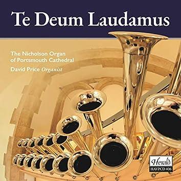 Te Deum Laudamus (The Nicholson Organ of Portsmouth Cathedral)