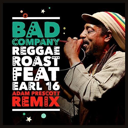 Reggae Roast feat. Earl 16