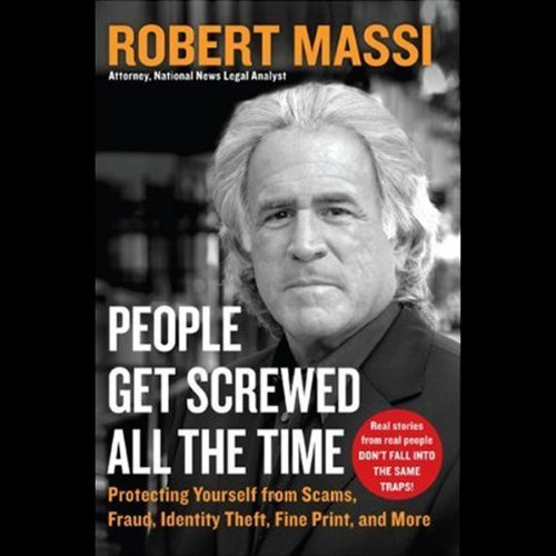 People Get Screwed All the Time audiobook cover art
