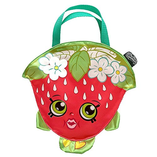 Custom Printed Shoulder School Bag Shopkins Shoppies Inspired 30cm X 30cm