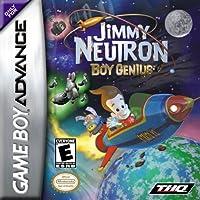 Jimmy Neutron Boy Genius / Game